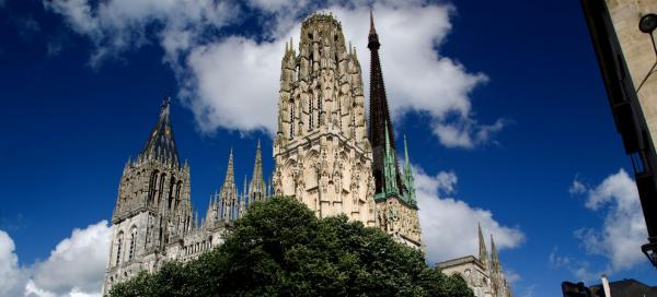 Notre Dame in Rouen