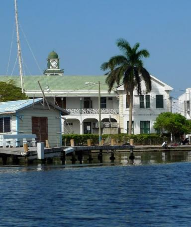 Prohlídka Belize City