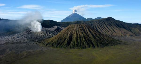 The most beautiful places of Java