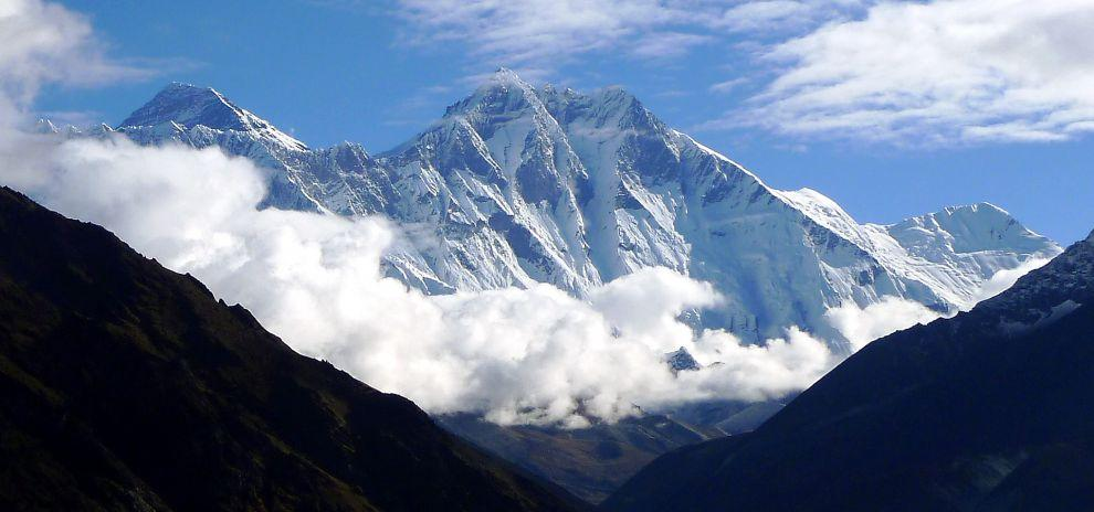 View of Lhotse