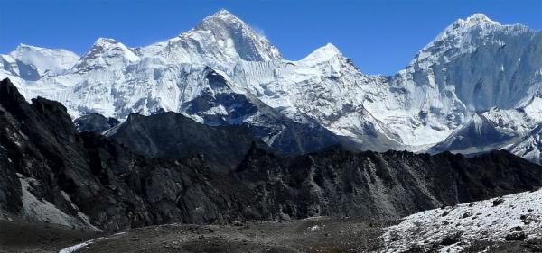 View of Makalu