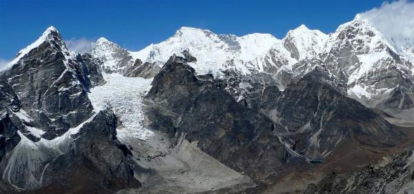 View of Cho Oyu