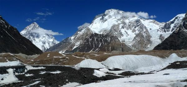 View of Broad Peak