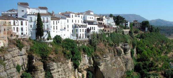 The most beautiful cities of Andalusia
