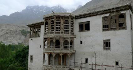 Khaplu Palace and Fortress