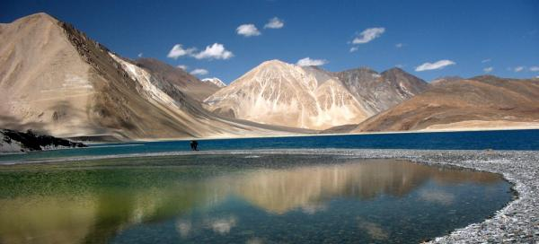 The most beautiful lakes of Asia