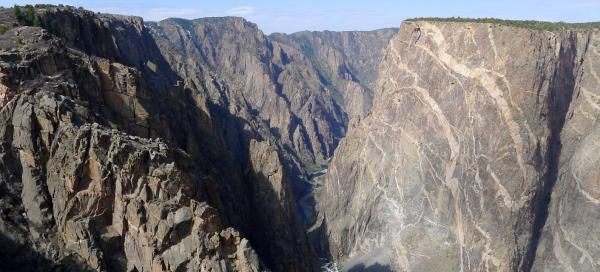 Výlet do NP Black Canyon of the Gunnison