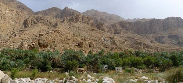 Al-Hajar Mountains