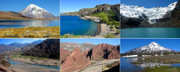 Secret and little known places in South America