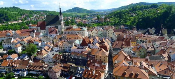 The most beautiful places of South Bohemia