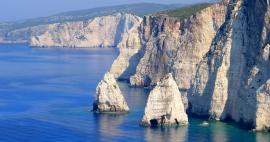 The most beautiful cliffs of Europe