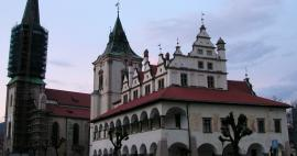 The most beautiful cities in Slovakia