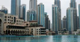 The most beautiful places of Dubai