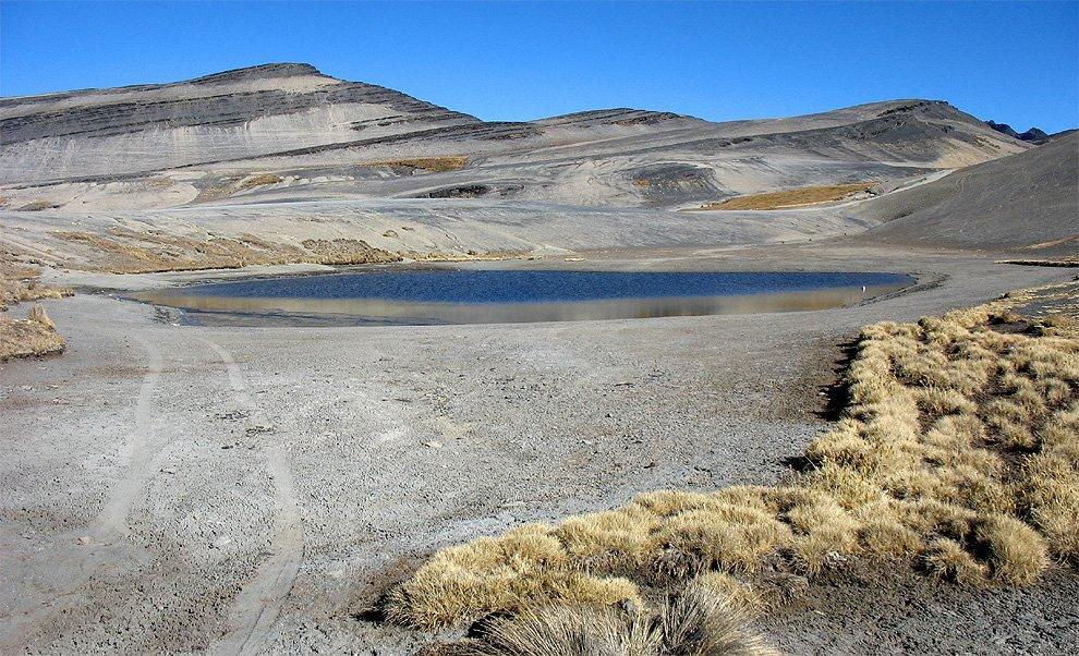 On the way around Altiplano