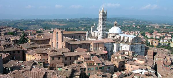 The most beautiful cities of Tuscany