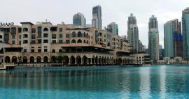 The most beautiful places of UAE
