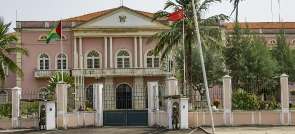 Presidential Palace of São Tomé and Príncipe