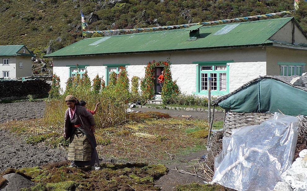 Life in Khumjung