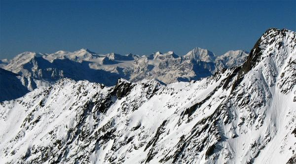 Ortler mountains