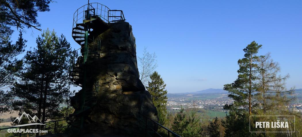 Lookout tower Hlavatice