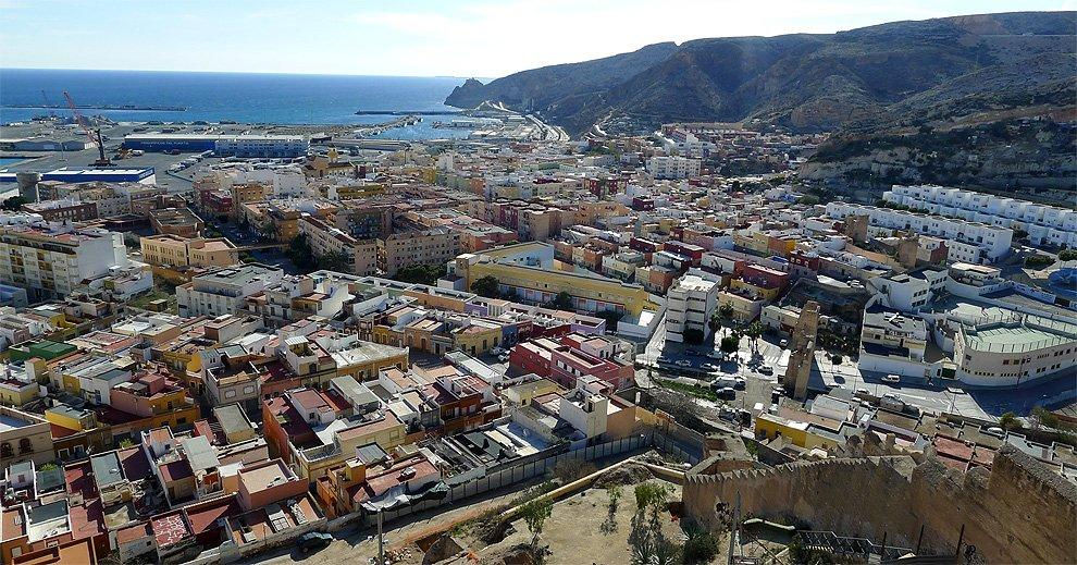 Port of Almeria