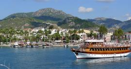 Výlet do Marmaris
