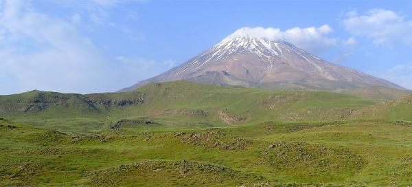 Ascent of Mount Damavand