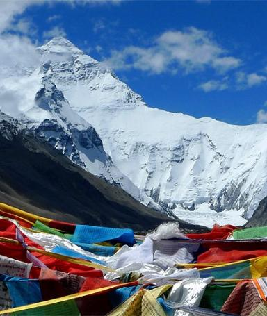 Trip to Tibet BC Everest
