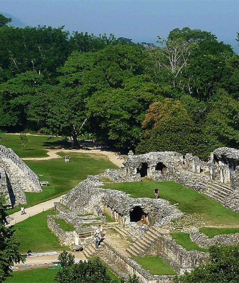 Trip to Palenque and surroundings