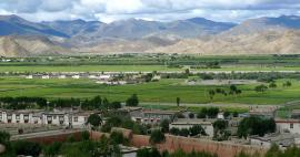 Trip to Gyantse and Shigatse