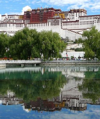 Lhasa and surroundings