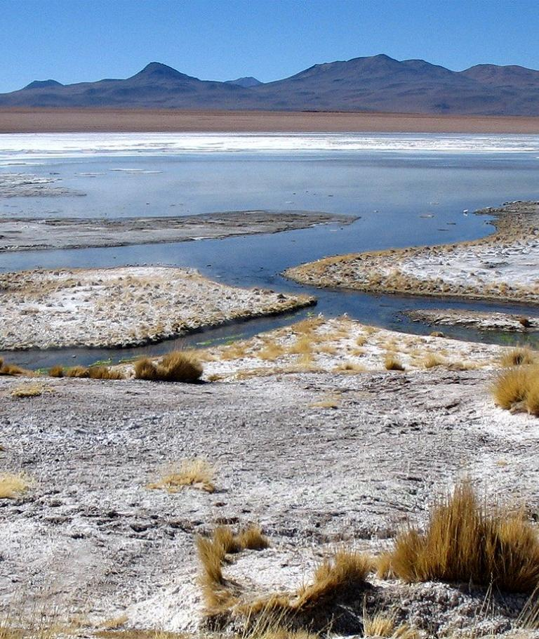 Laguna Salada and Thermal Polque