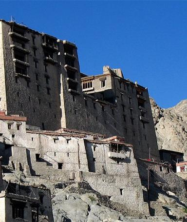Historical centre of Leh