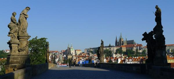 Charles Bridge and surroundings