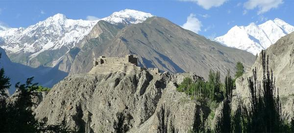 Visit of Baltit Fort