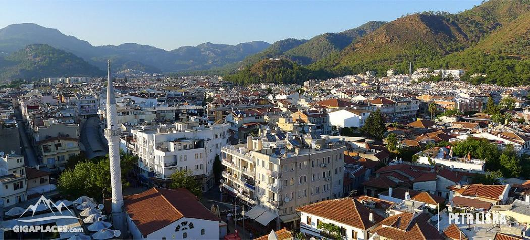 Visit of the old part of Marmaris Most picturesque part of the