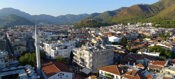 Visit of the old part of Marmaris