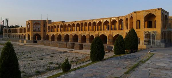 Historic bridges of Esfahan