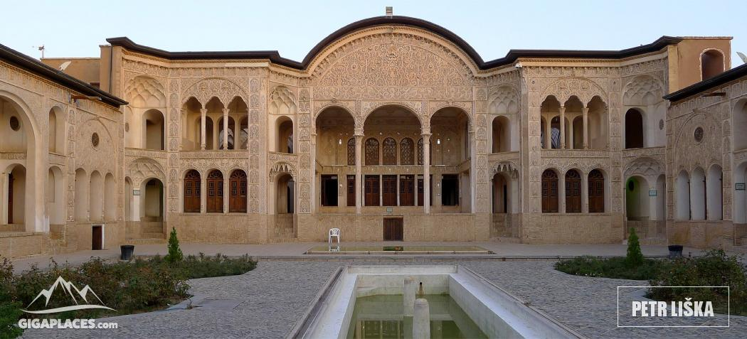 Visit of Palace Tabatabai